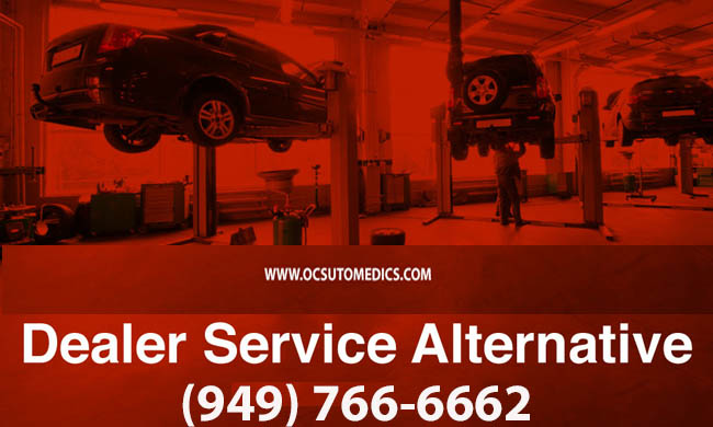 Auto Repair Shop in Rancho Santa Margarita